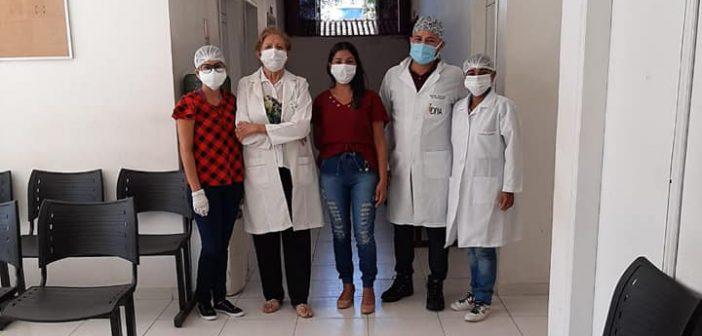 Mutirão de Procedimentos Ginecológicos na UBS Santo Antônio